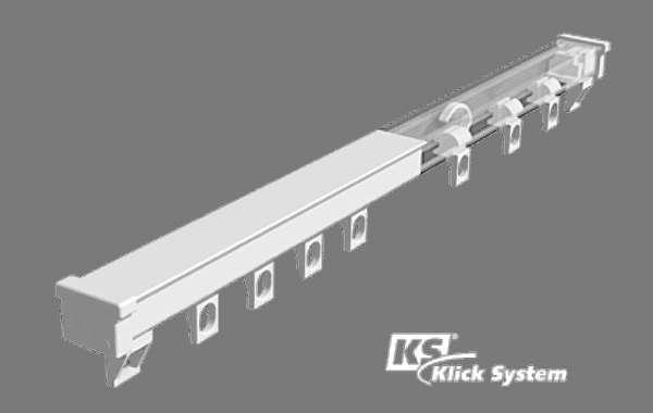 Karnisz Klick System